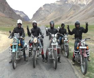 5 amazing bike trips from Delhi