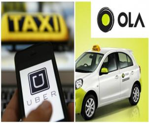 Frustrated Drivers of Ola and Uber