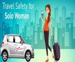 How can a Solo Woman Travel Safely?