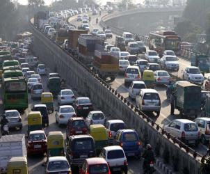 Is it feasible to own and run your car in Delhi ?