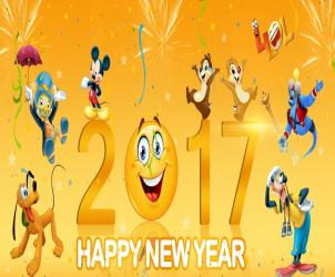 Have a blast on this New Year